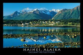 Postcard of Haines